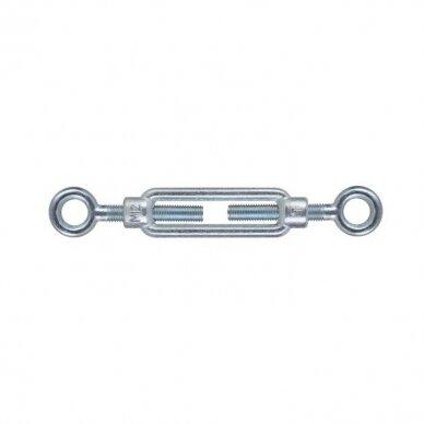 Lyno tempiklis kilpa-kilpa DIN 1480 2